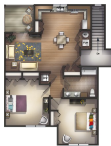 APARTMENT-FLOOR-PLAN-A