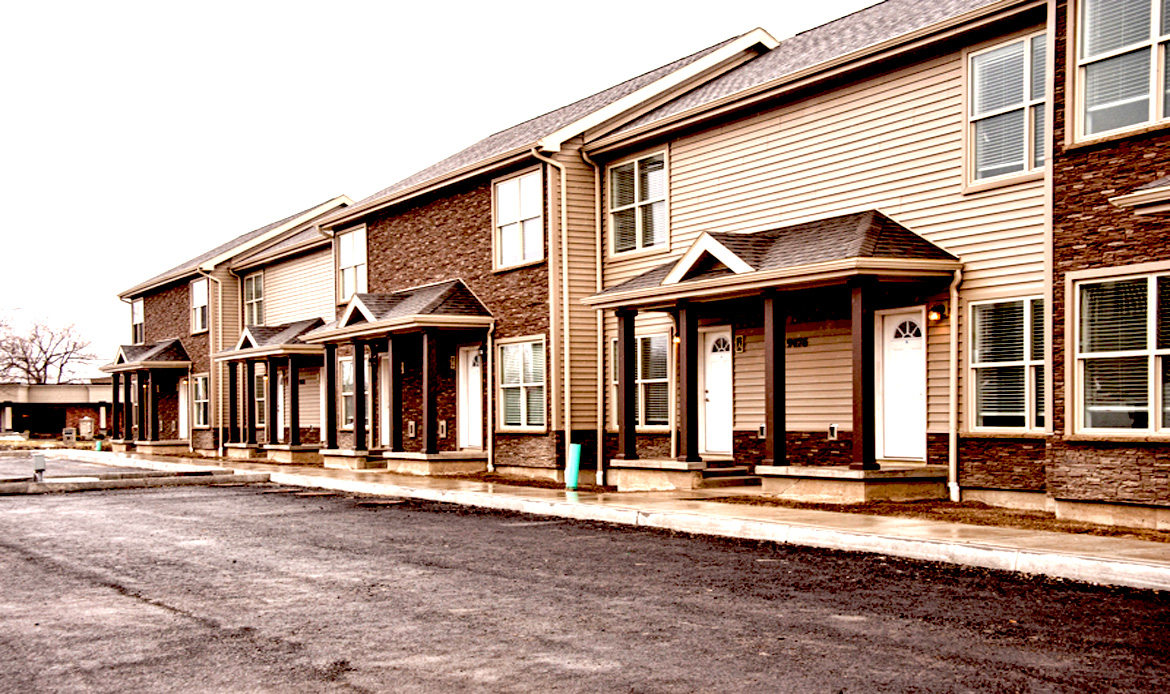 Willow Square of Clarence Townhomes